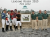 Paco Lopez Wins the 61-Day 2013 Monmouth Meet with 99 Winners (14 Stake Winners)
