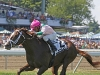 Paco Lopez & Breathless Storm win the Jersey Derby (7-31-2011)