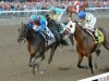 ITSMYLUCKYDAY BEATS MORENO IN G1 WOODWARD