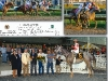 Win photo: G2 $500,000. Hawthorne Gold Cup (October 8, 2011)