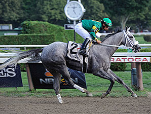 Stonetastic romps in the Prioress Stakes