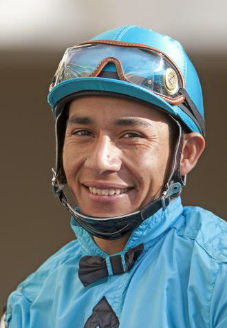 Paco Lopez, who has won on 120 mounts at Monmouth this summer, will hope to continue that hot streak when he rides at Keeneland's fall meeting.